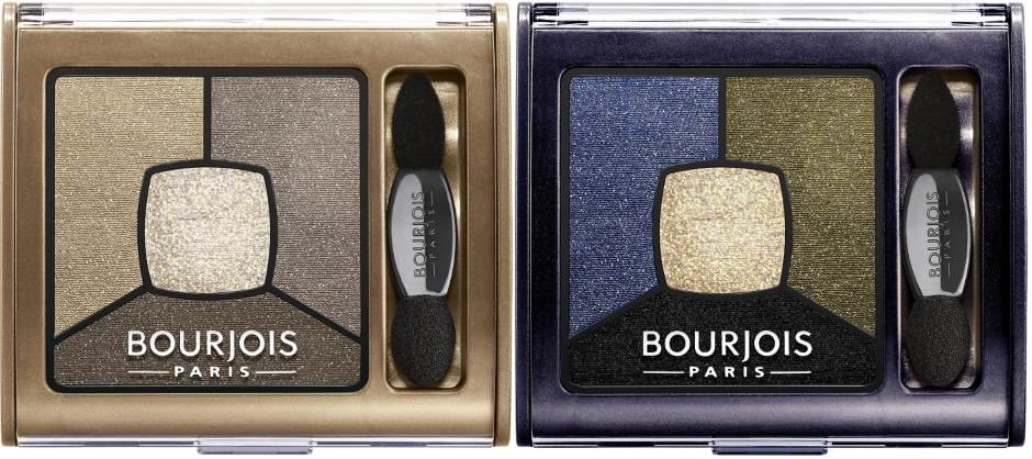 Bourjois, ombretto Smokey Stories Quad
