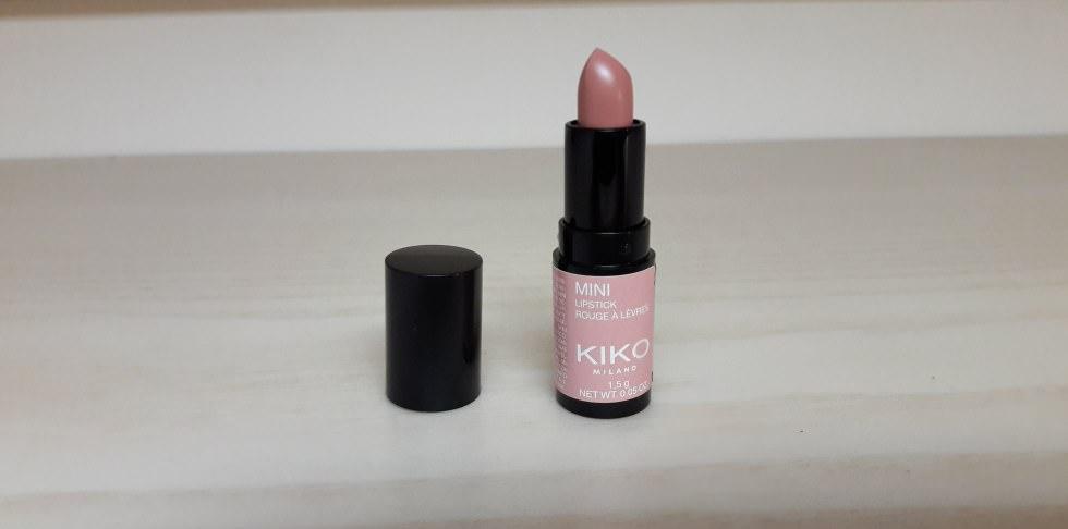 Mini lipstick light rose Kiko