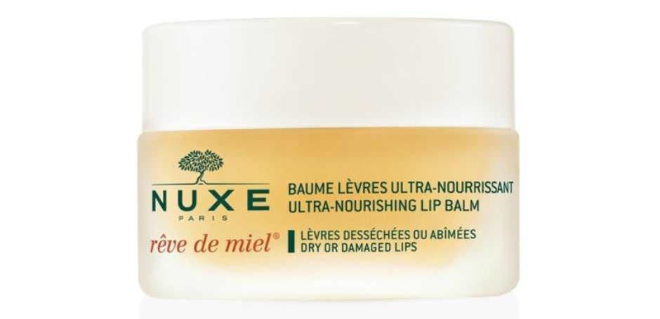 Nuxe balsamo labbra supernutriente al miele