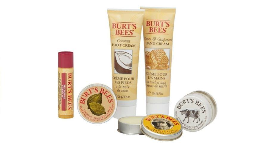 Burt's Bees set mani e piedi