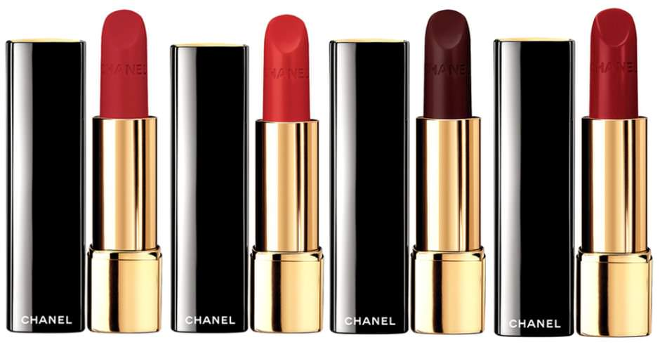 Chanel Rouge Allure rossetti opachi