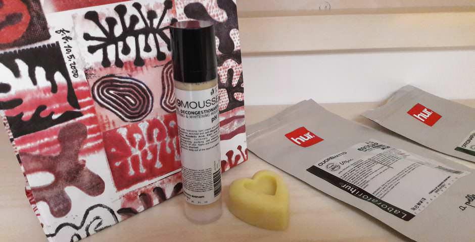 Cosmetici naturali Laboratori Hur Firenze