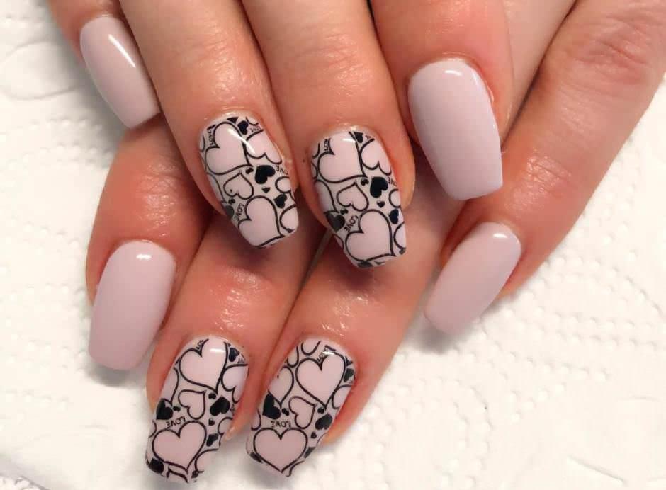 Unghie San Valentino 2018 21 Idee Nail Art Per Le Tue Mani