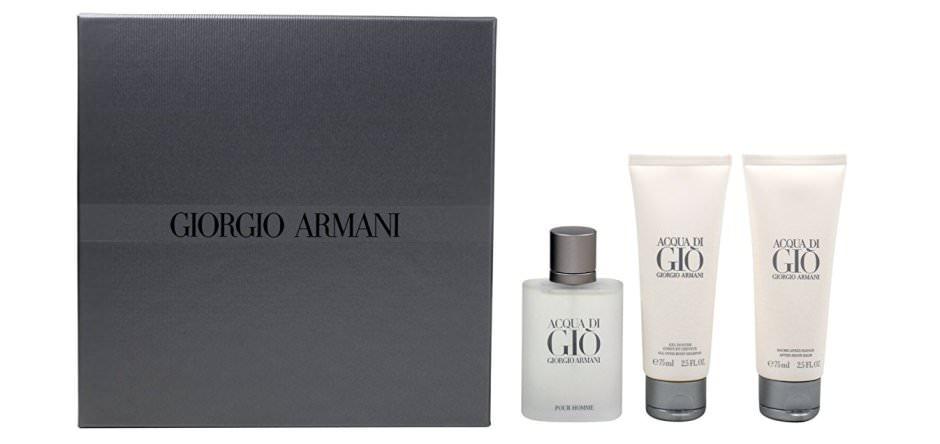 Set regalo Acqua di Giò Giorgio Armani