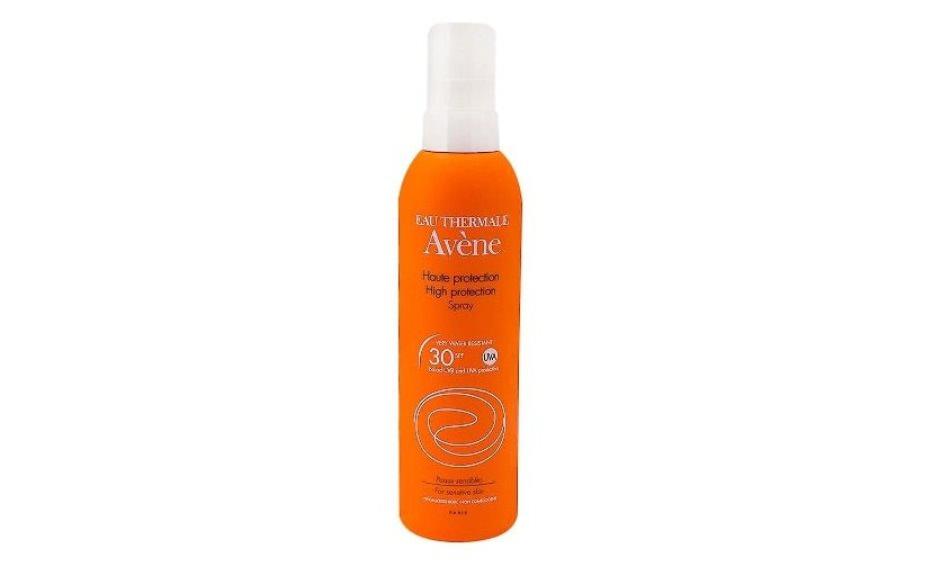 Crema solare Avène protezione 30