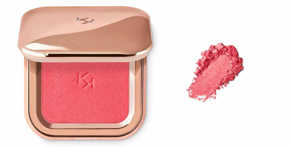 Blush Kiko Metal Fusion 04