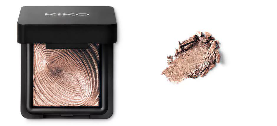 Ombretto Kiko Champagne Water Eyeshadow