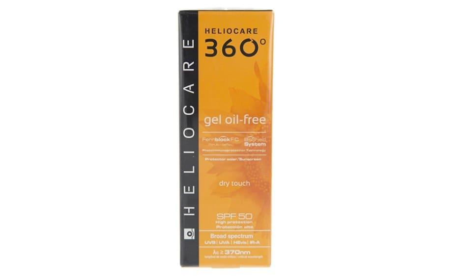 Crema solare viso 2018 Heliocare oil free pelli miste