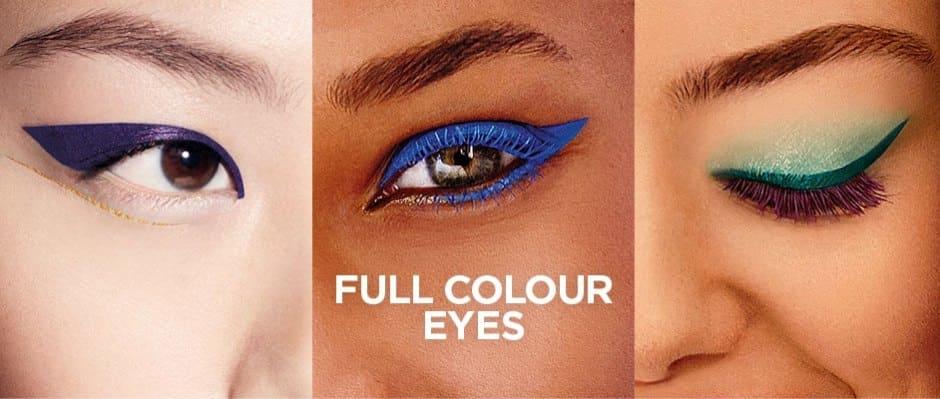Nuovi mascara colorati Kiko Smart Colour in 8 colori moda Estate 2018