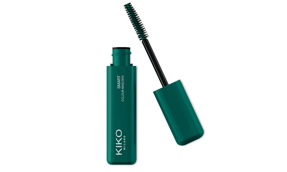Mascara colorato Kiko Smart Colour Jungle Green