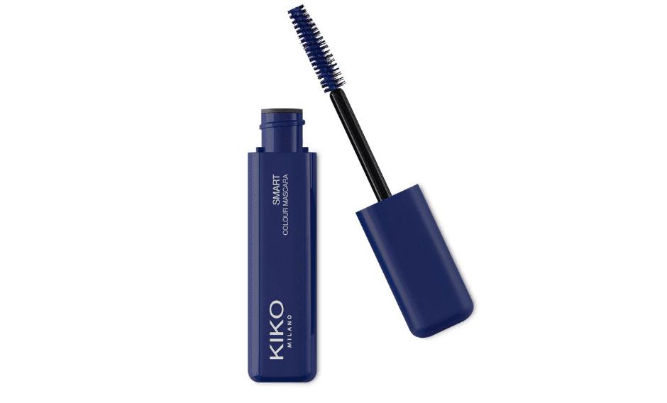 Mascara colorati Kiko Smart Colour Navy Blue