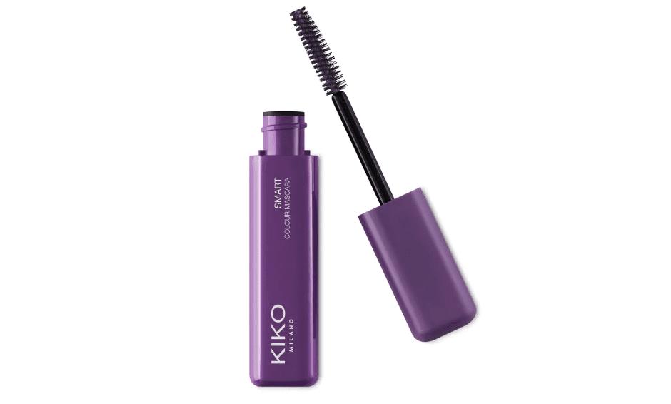 Mascara colorati Kiko Smart Colour Metallic Purple