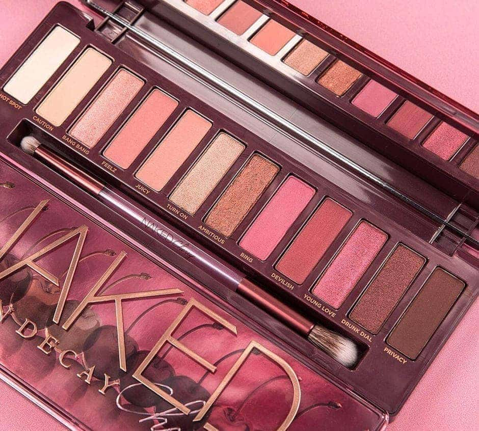 Palette trucco occhi Naked Cherry Urban Decay Autunno 2018