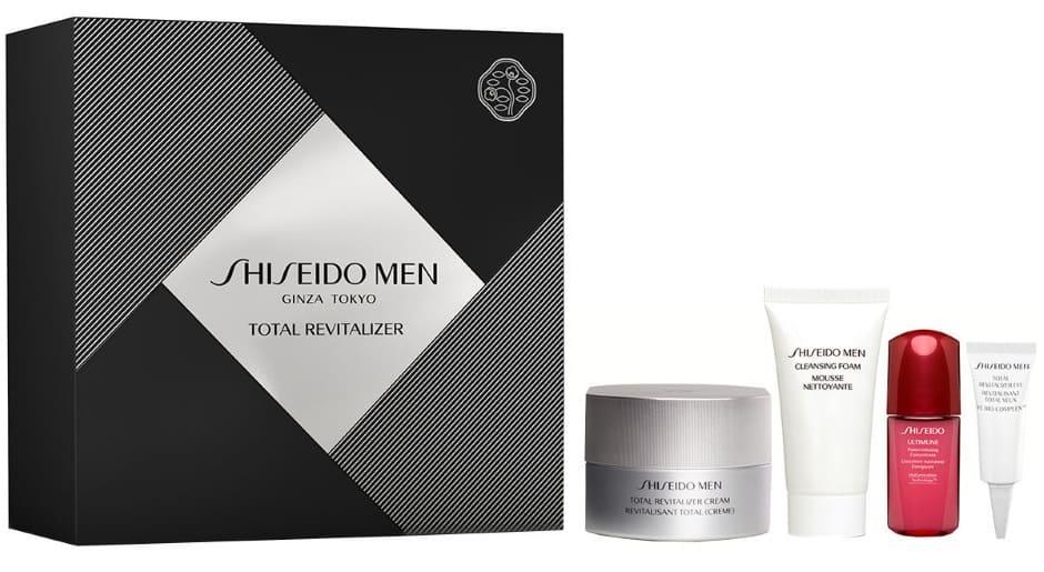 Cofanetto regalo Natale 2018 Shiseido Men