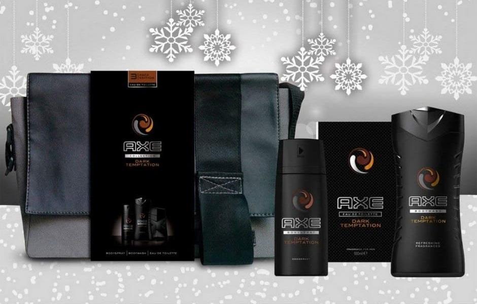 Regali Natale 2018 per lui prodotti da bagno e tracolla uomo