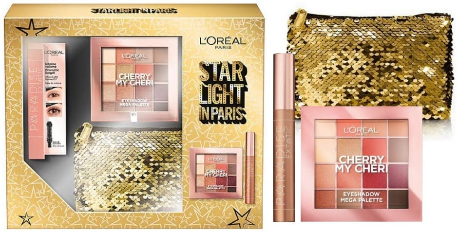L'Oréal cofanetto Starlight in Paris Natale 2018