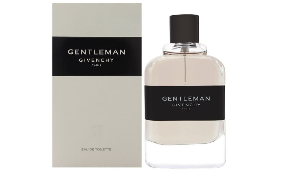New Gentleman Givenchy profumi uomo regali Natale 2018