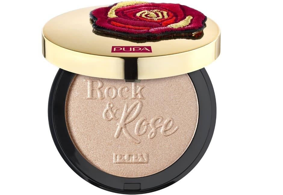 Highlighter Pupa Rock&Rose illuminante viso