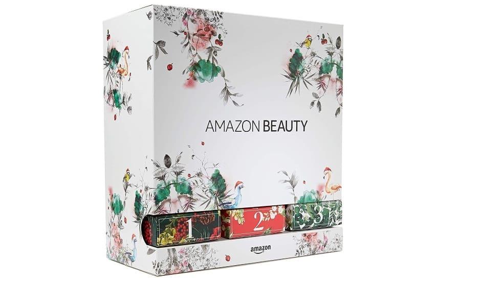 Amazon Beauty Calendario dell'Avvento Natale 2018