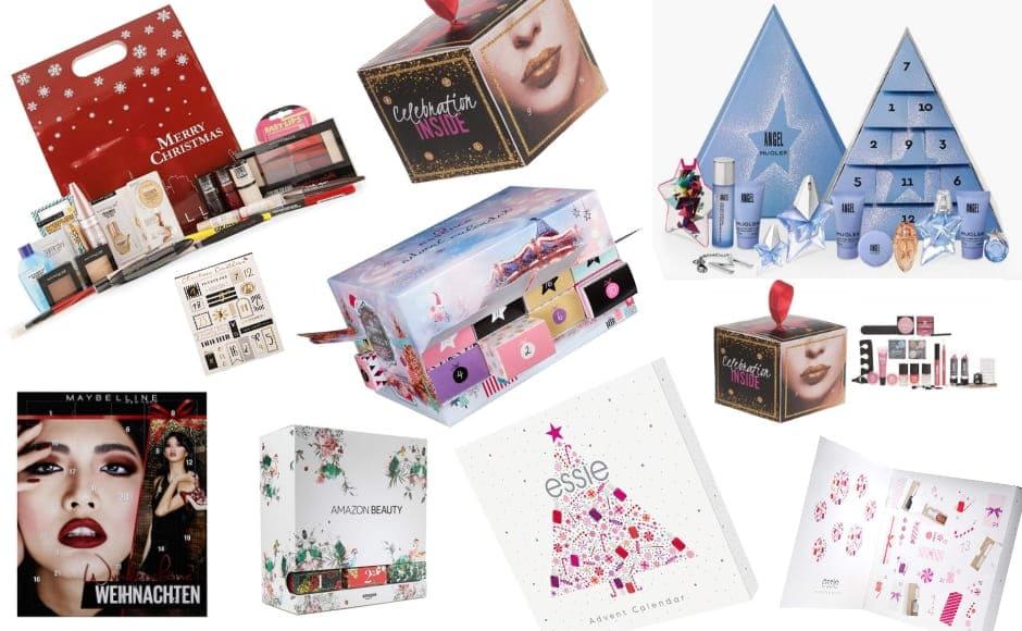 Calendari dell'Avvento beauty Natale 2018: i migliori in vendita su Amazon