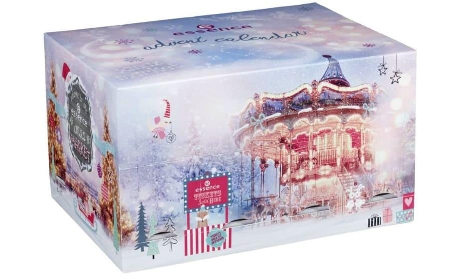 Calendari dell'Avvento beauty Natale 2018 cofanetto Essence