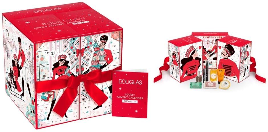 Calendario dell'avvento Douglas Natale 2018