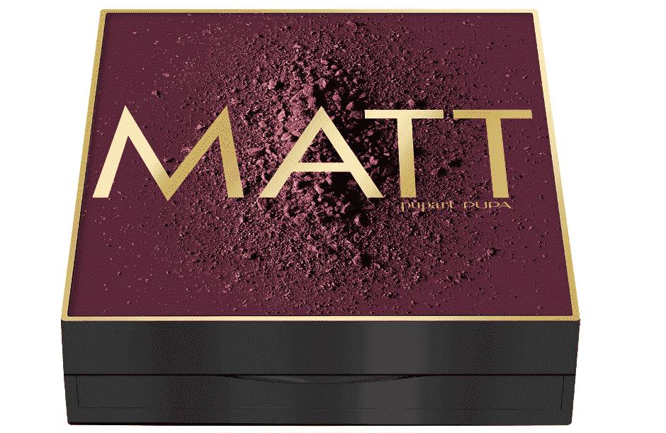 Cofanetti trucco Pupa Natale 2018 Pupart M Matt