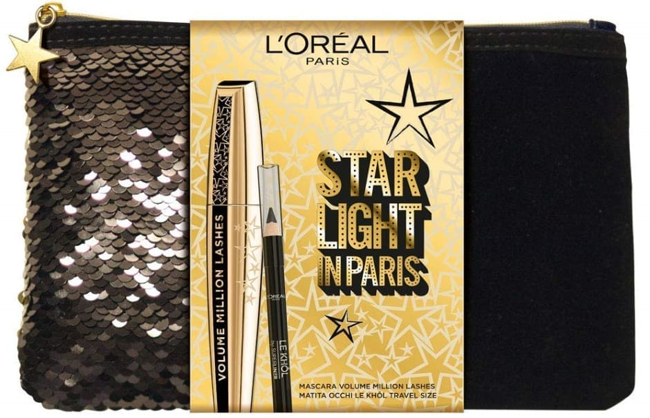 Starlight in Paris pochette L'Oréal Million Lashes
