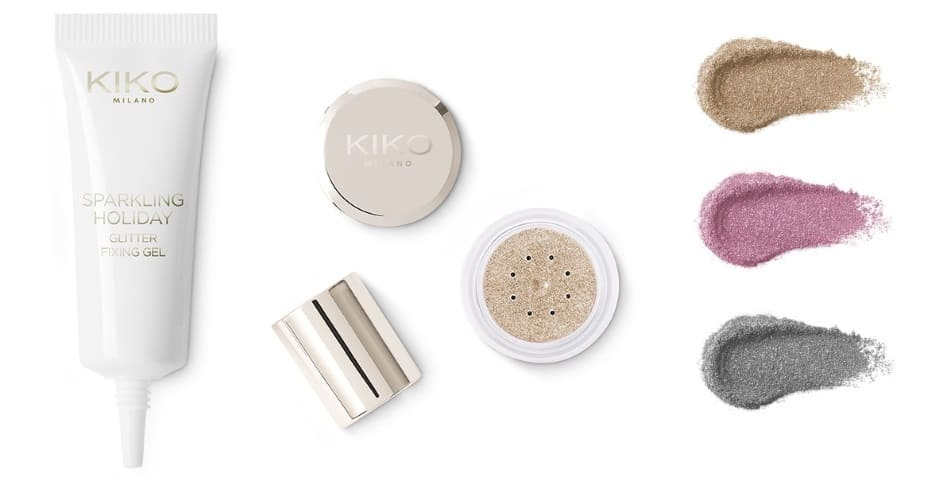 Trucchi Kiko Natale 2018 glitter Sparkling Holiday Collection