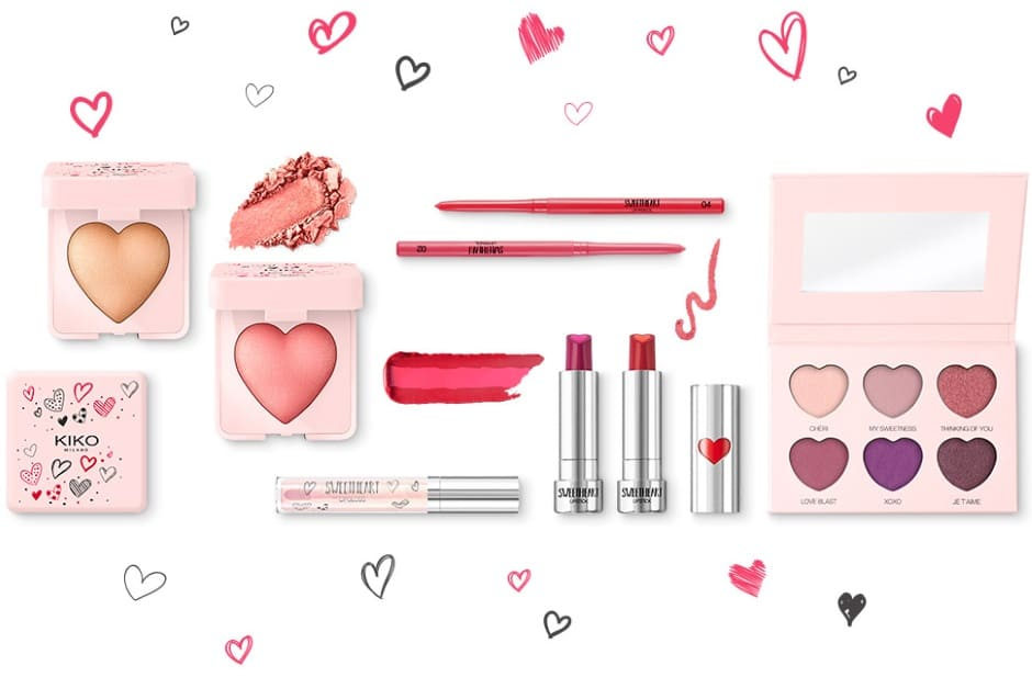 Nuova collezione Kiko San Valentino