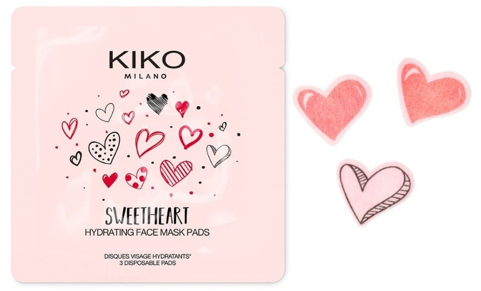 Patch viso idratanti Kiko Sweetheart 2019