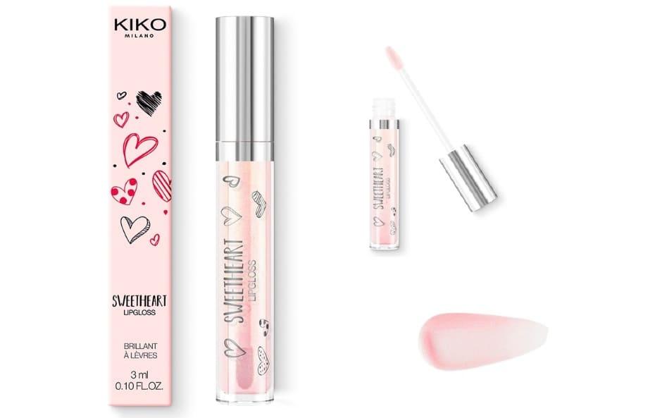 Lipgloss Sweetheart Kiko San Valentino 2019