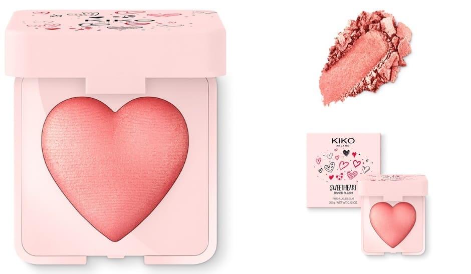 Blush Sweetheart Kiko San Valentino 2019