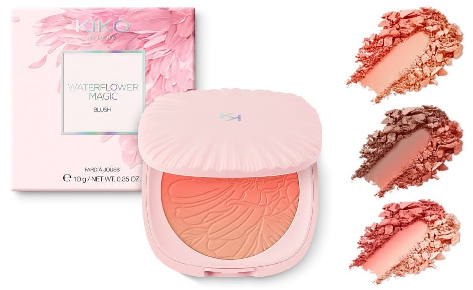 Waterflower Magic Kiko Blush degradé bicolore