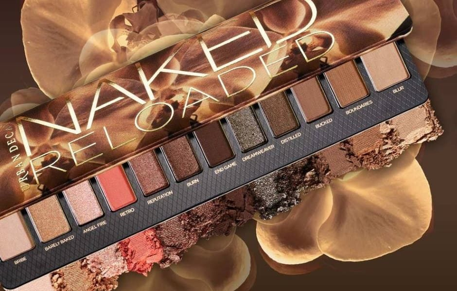 Naked Reloaded Palette Urban Decay