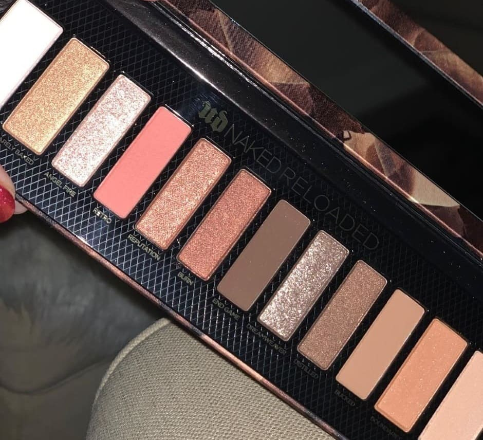 Naked Reloaded Urban Decay nuova palette 2019