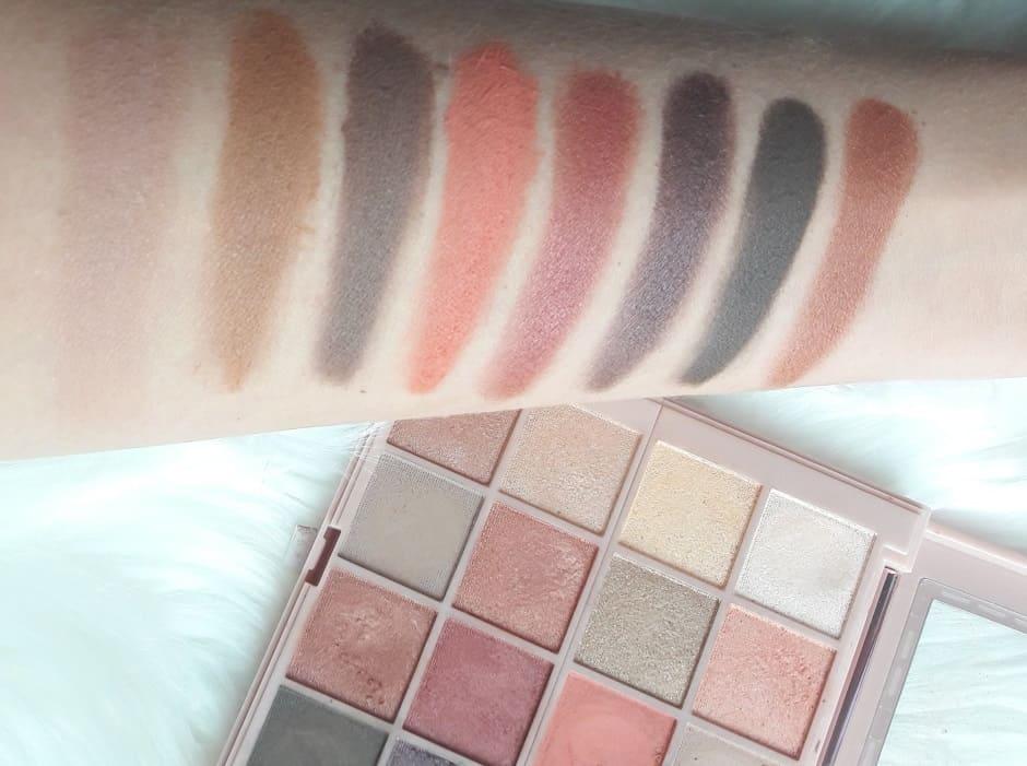Palette Cherry My Cheri L'Oréal Swatch