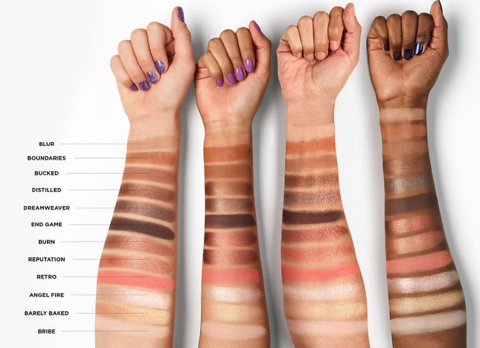 Swatch Naked Reloaded Urban Decay