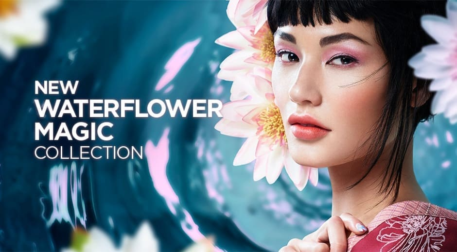 Waterflower Magic Kiko Primavera 2019 collezione make up