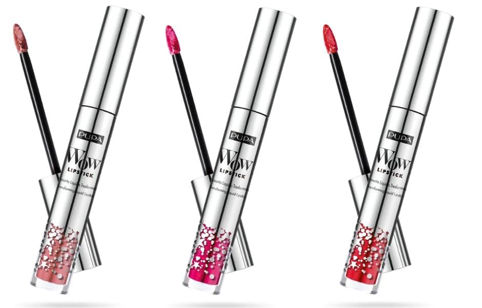 Pupa Wow Lipstick - Rossetto liquido che si trasforma