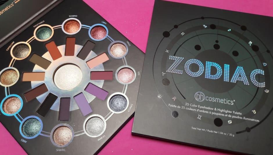 Bh Zodiac palette ombretti