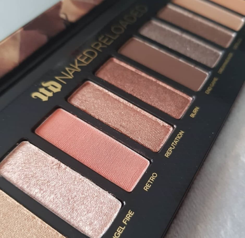 Palette Naked Reloaded Urban Decay