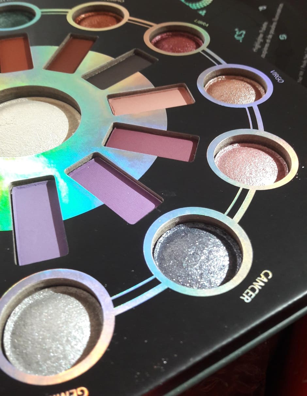 Zodiac Palette Bh Cosmetics - Recensione