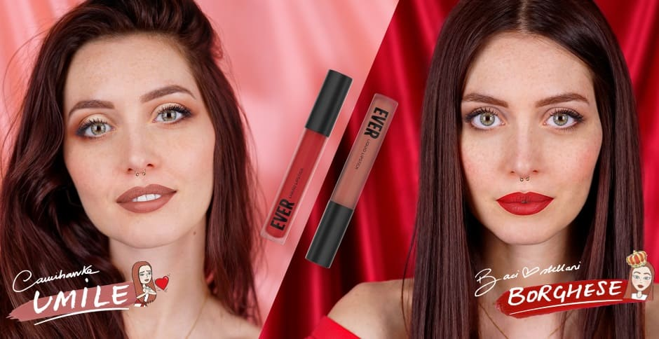 Camihawke Ever Liquid Lipstick We makeup