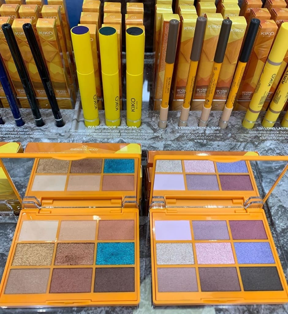Palette Beyond Limits Kiko Estate 2019