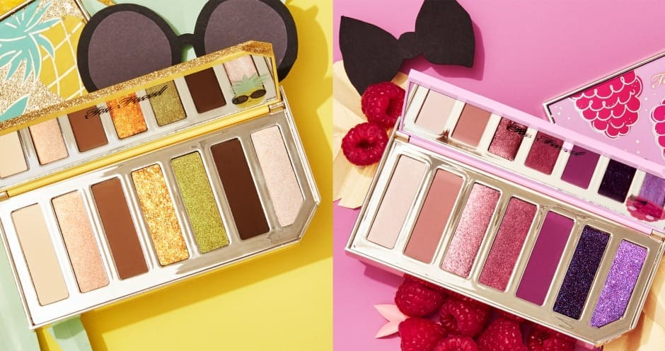 Sparkling Eyeshadow palette Too Faced Tutti Frutti