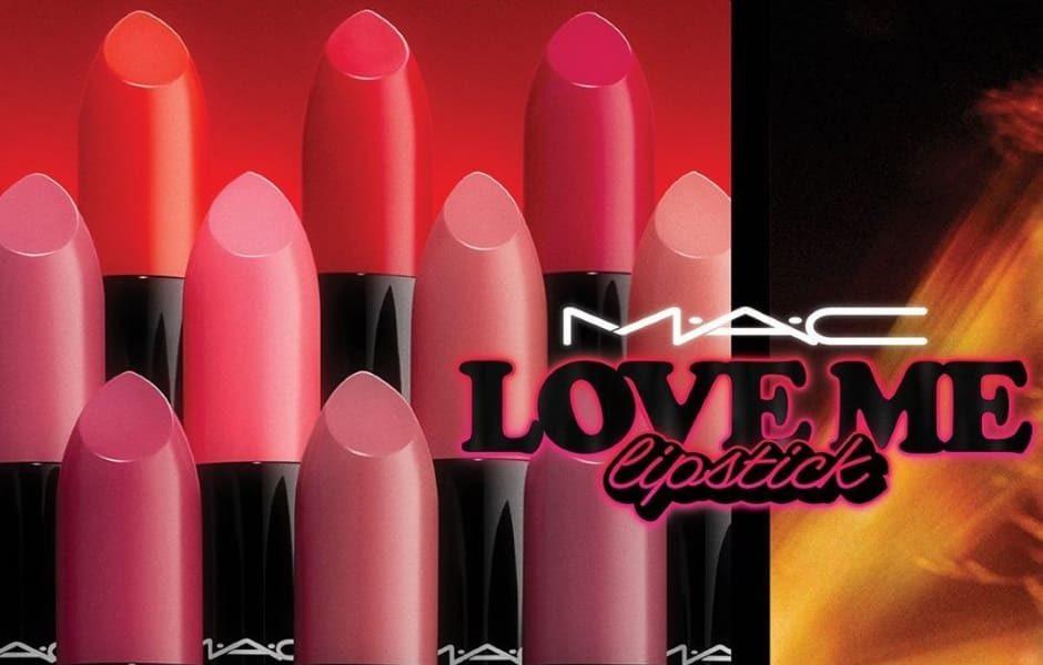 Love Me Lipstick rossetti Mac