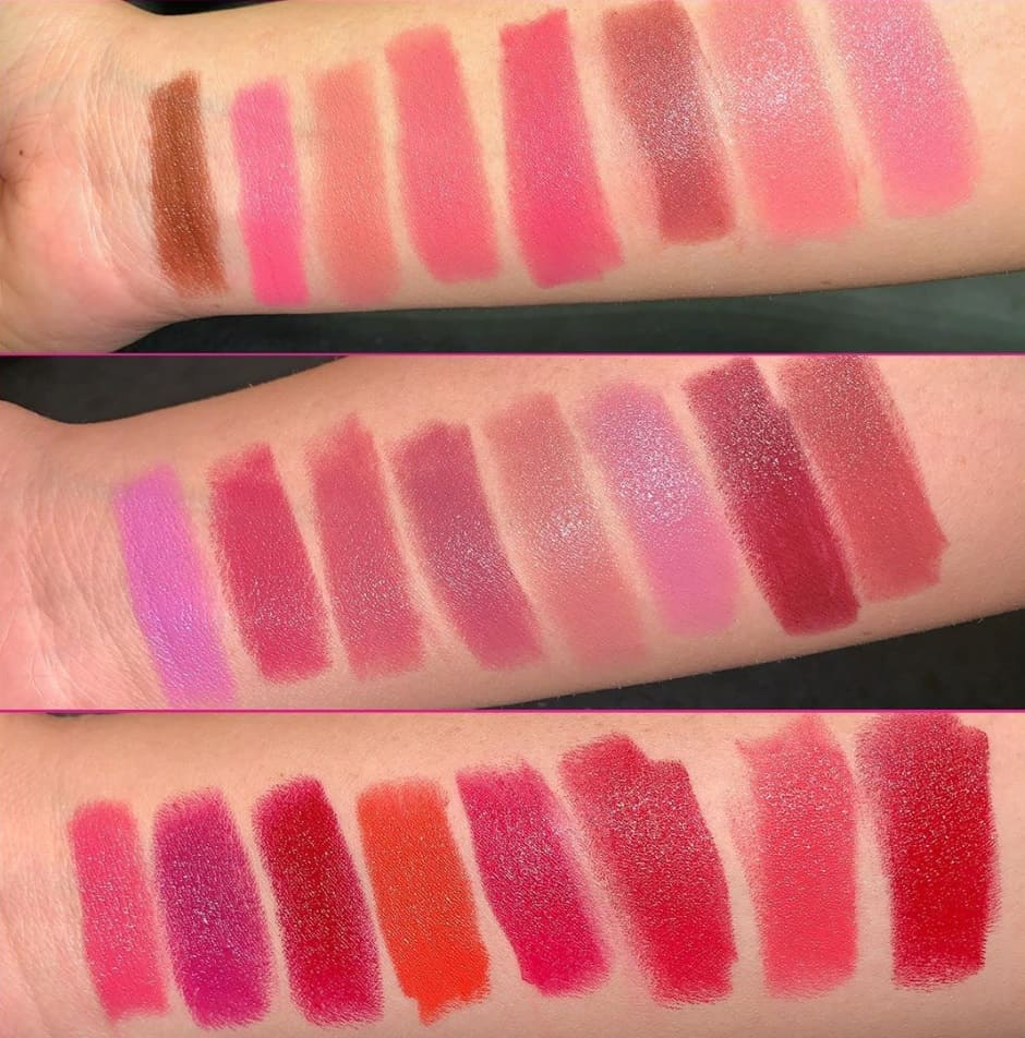 Mac Love Me Lipstick Swatch