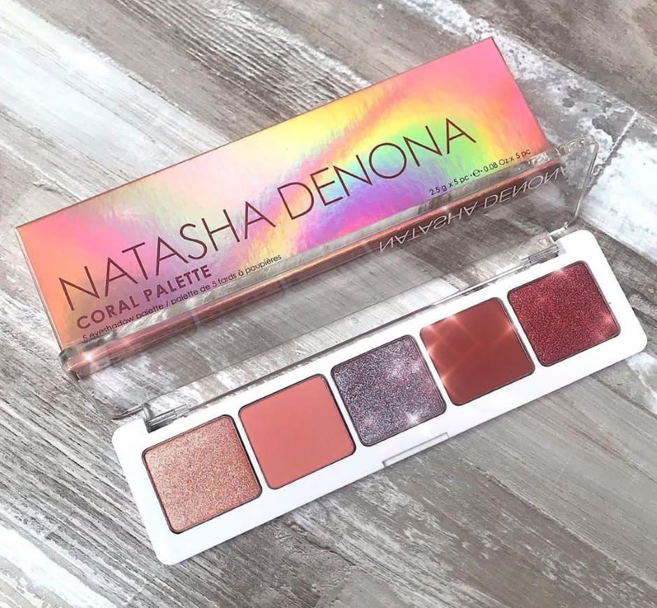 Coral Palette Natasha Denona