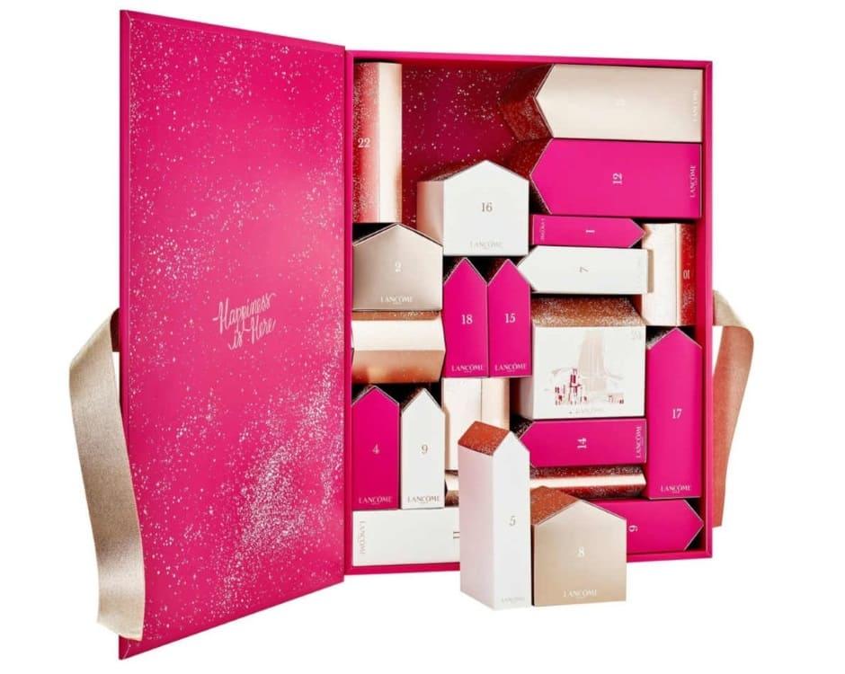 Lancôme Calendari dell'Avvento Beauty Natale 2019